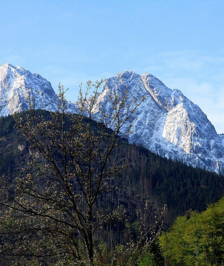 Czas na wypoczynek w górach
