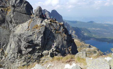 Wyjazd w góry w czasie ferii
