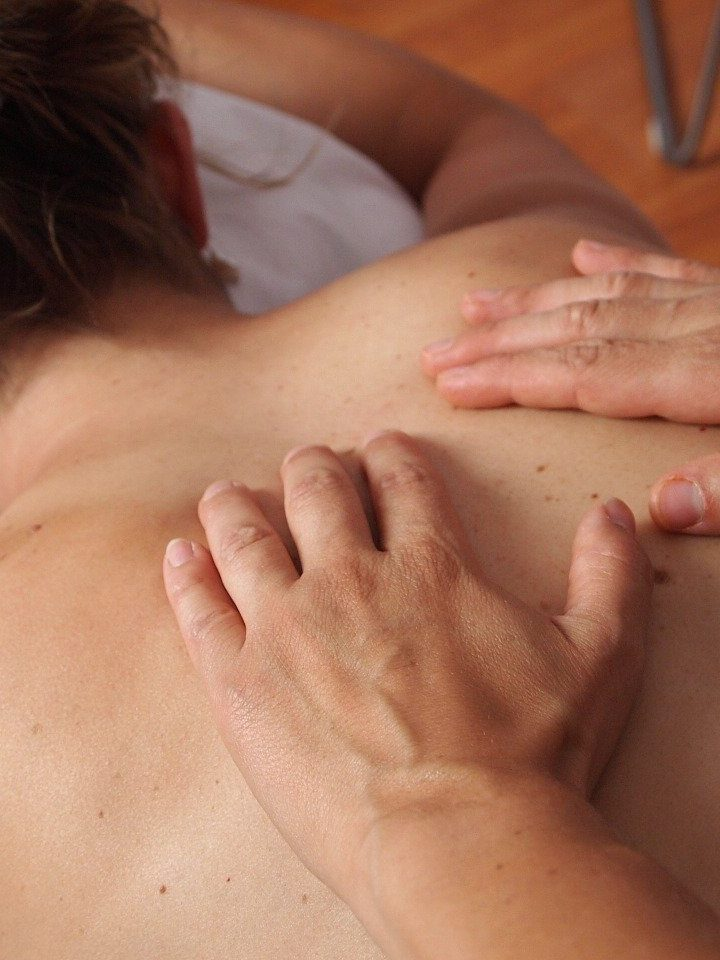 Relaksacyjny masaż tajski