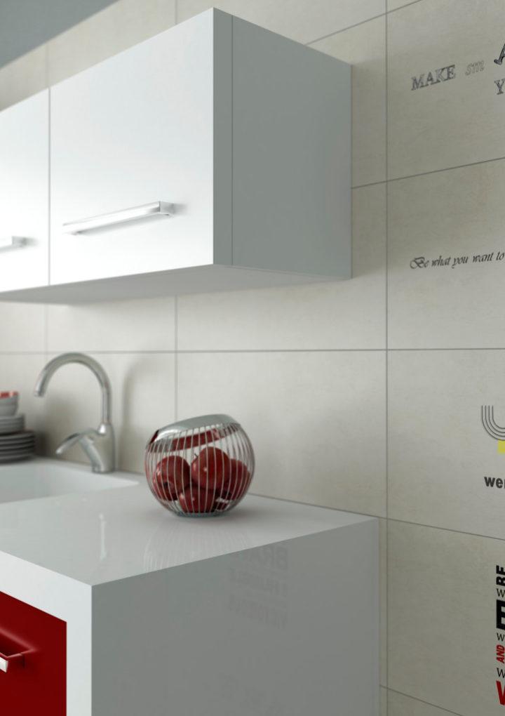 Płytki na ścianę do kuchni