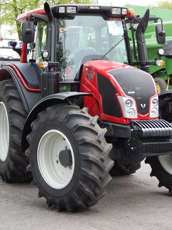 Naprawiamy maszyny rolnicze