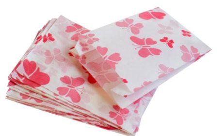 Zapakuj drugie śniadanie w torebki papierowe