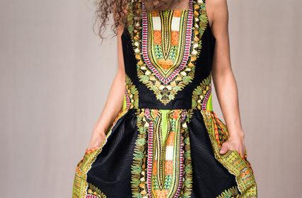 Inspiracje stylem afrykańskim